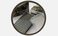 BIOZOYG 6 Rouleaux de Ruban demballage Ruban adh/ésif en Papier 50m x 50mm Marron /écologique avec de la Colle en Caoutchouc Naturel