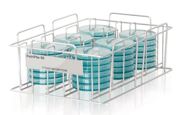 Panier porte bo te Petri Accessoires bo tes Petri Microbiologie