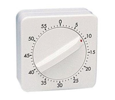 Minuteur m canique 60 minutes petits mat riels divers minuteurs compteurs chronom tres - Minuteur 7 minutes ...