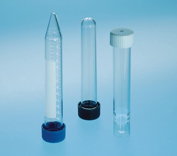 tubes bouchon vissant greiner tubes en plastique tubes portoirs dominique dutscher. Black Bedroom Furniture Sets. Home Design Ideas