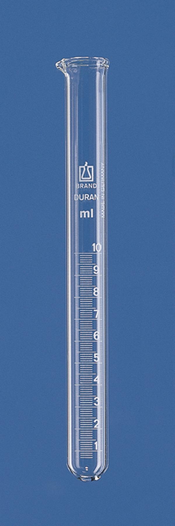 tube essais en verre gradu tubes en verre verrerie dominique dutscher mat riel de. Black Bedroom Furniture Sets. Home Design Ideas