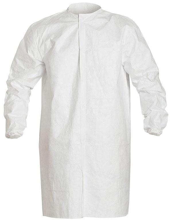 r f rence 073861 blouse de laboratoire tyvek isoclean taille l dominique dutscher. Black Bedroom Furniture Sets. Home Design Ideas