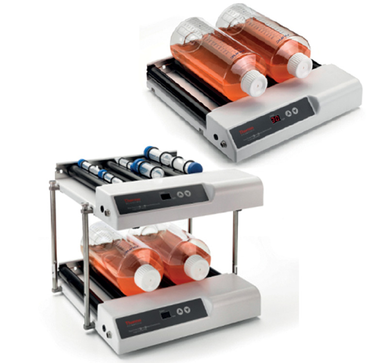 L Agitateur agitateur à rouleaux pour tubes et bouteilles - agitateurs rotatifs