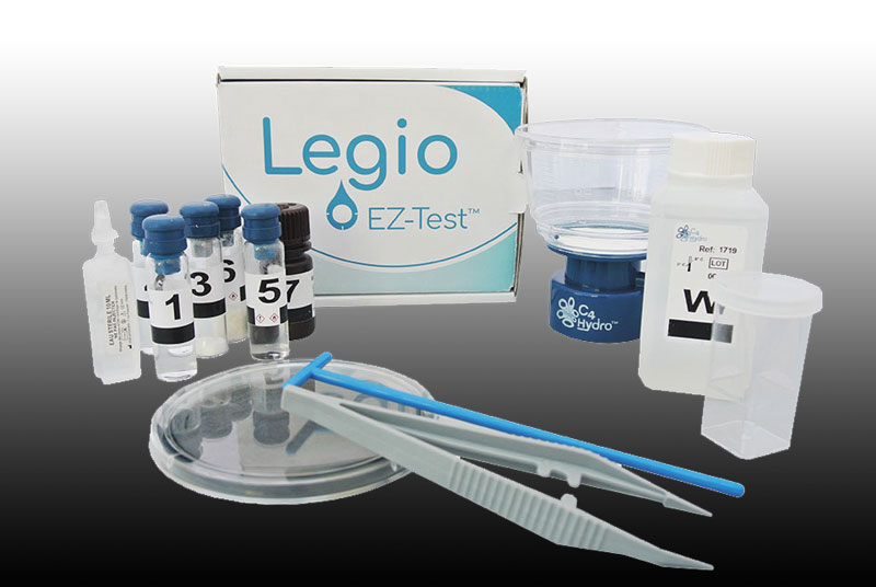 Legio EZ-Test et EZ-Count