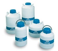 Cryogenic canisters and accessories GT Air Liquide