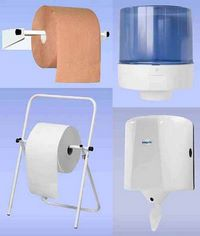 Wipe Roll Dispenser