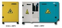 30 litre under bench safety cabinets