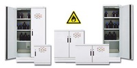 Safety cabinets 90 and 60 mins for inflammable products EN 14770-1