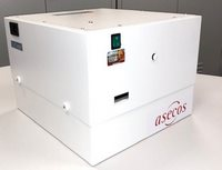 Soundproof ventilation chambers for ASECOS cabinets with integrated filtration