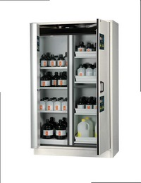 Combi safety storage tall cabinet (fire resistance 30 min. EN 14727)