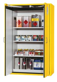 Safety storage tall cabinets, fire resistant 90 or 60 min NF EN 14470-1
