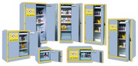 Safety cabinet 30 min for flammables